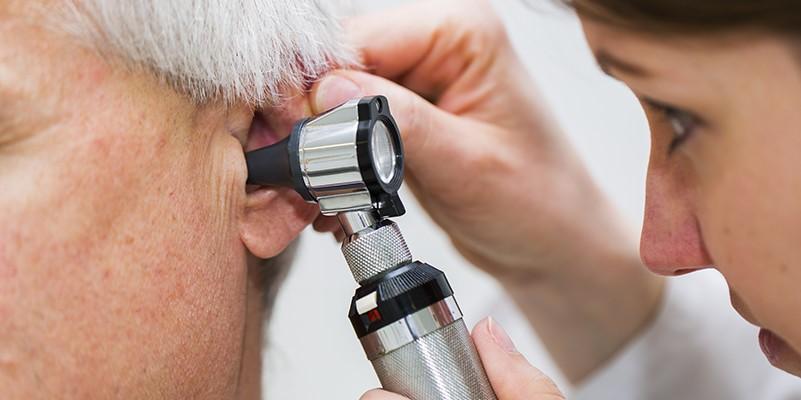 Test de l'aide auditive